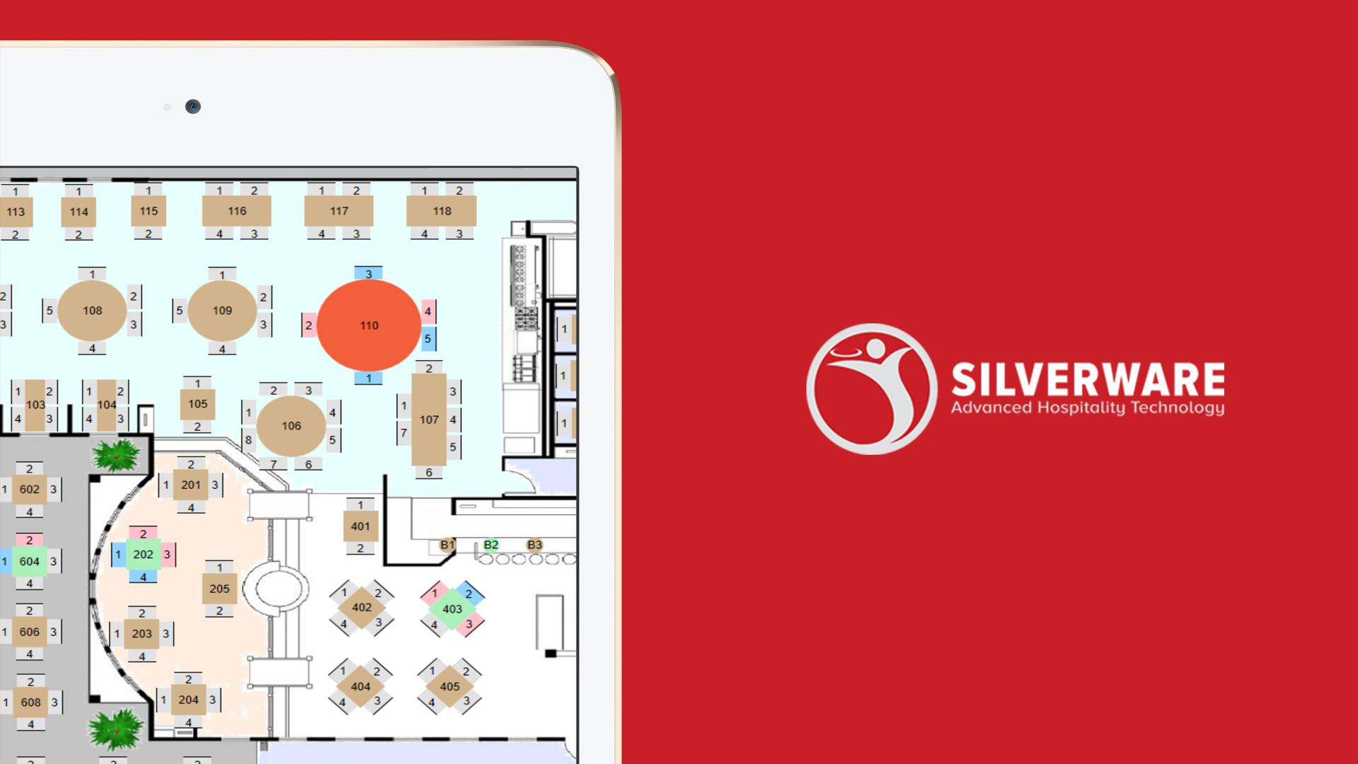 Silverware Demo - Floorplans