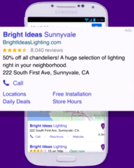 Yahoo! Advertising Demo -