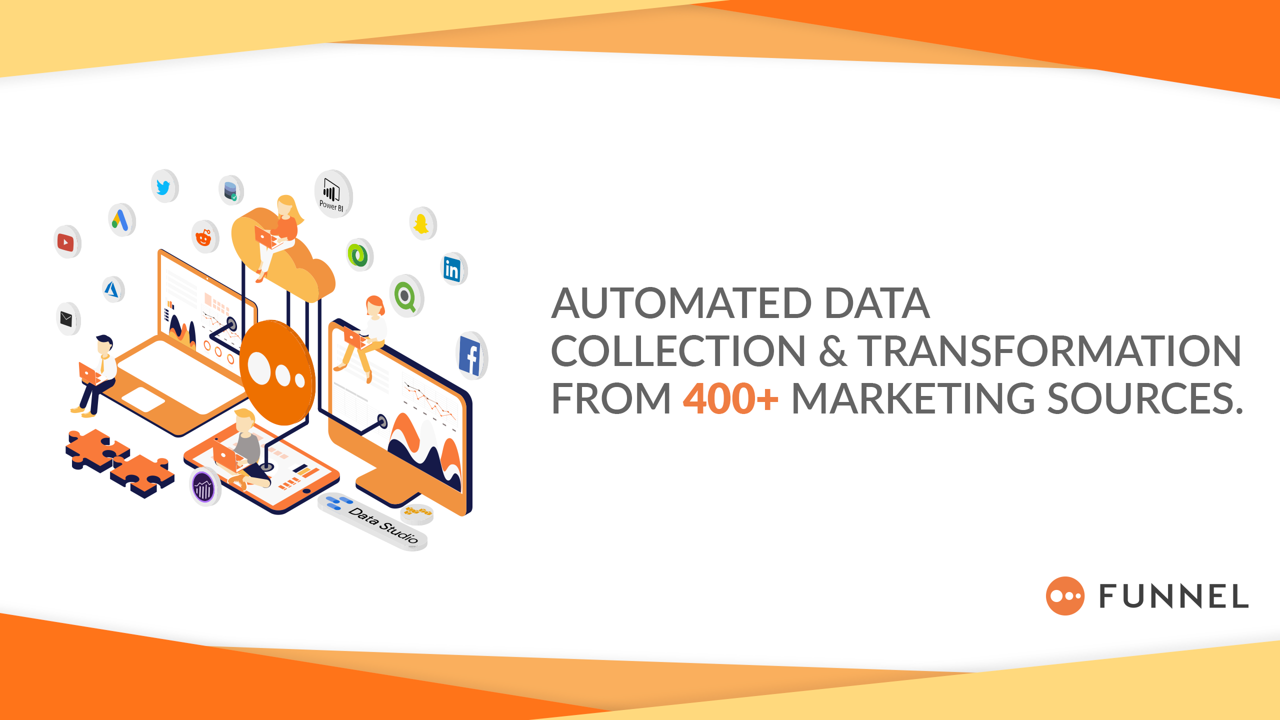 Funnel Demo - Automated Data Collection & Transformation
