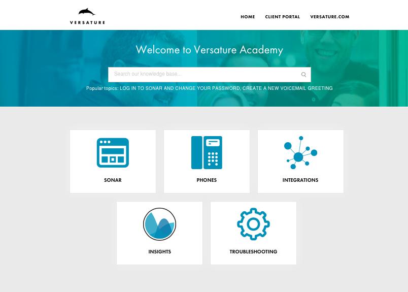 Versature Demo - Versature Academy