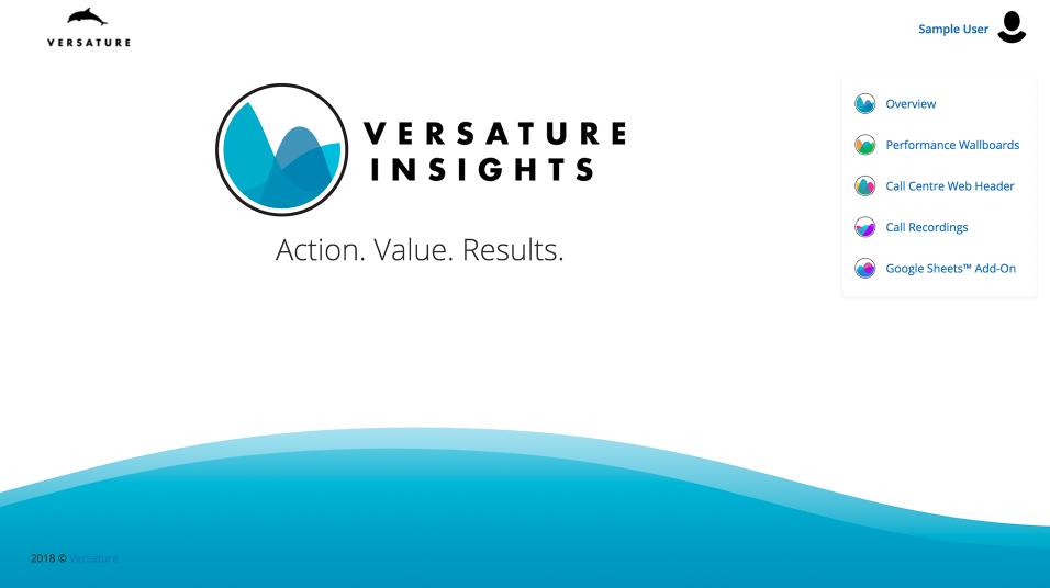 Versature Demo - Versature Insights