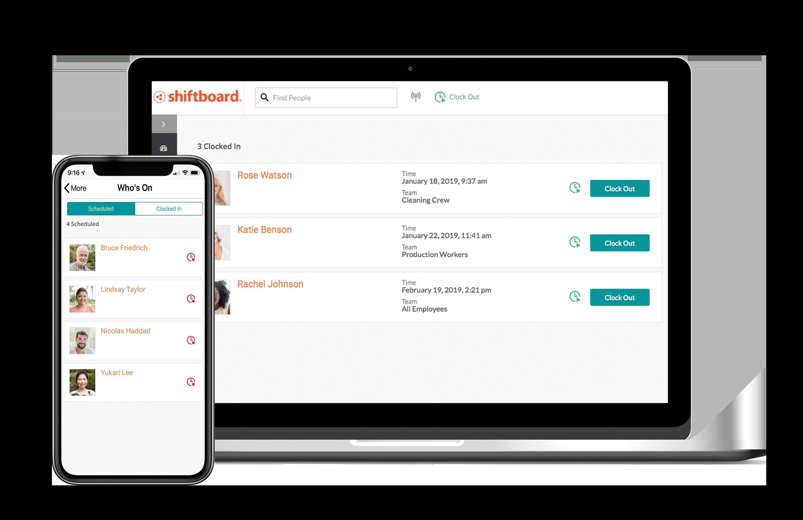 Shiftboard Demo - Track Employee Time & Attendance