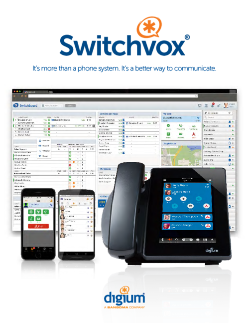 Switchvox Reviews 2019: Details, Pricing, & Features | G2