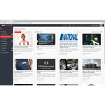 MavSocial Demo - RSS Content feed to easy publishing