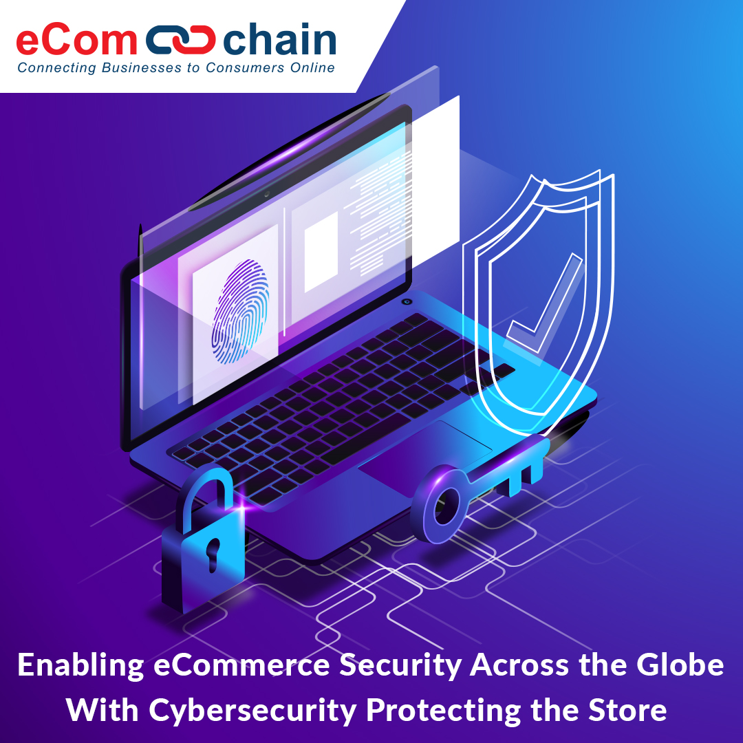 Ecomchain Demo - Web site security continues to be a top priority, especially in the world of eCommerce