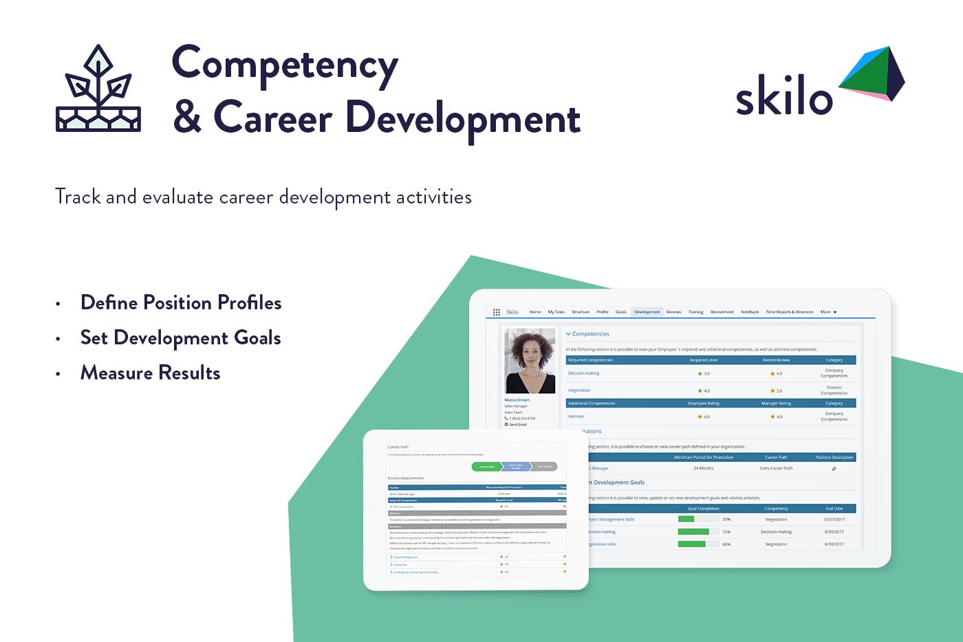 Skilo Demo - Competency Development App on Salesforce®