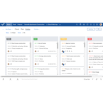 Zoho Projects Demo - Knaban - Drag, Drop and Done