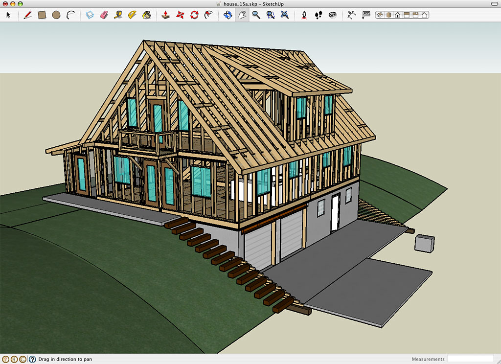 Autocad Vs Sketchup G2 Crowd