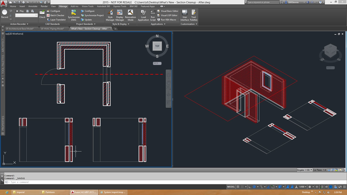 Low Cost Autodesk AutoCad Architecture Software