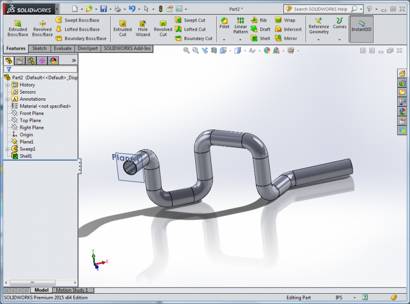 SOLIDWORKS Demo -