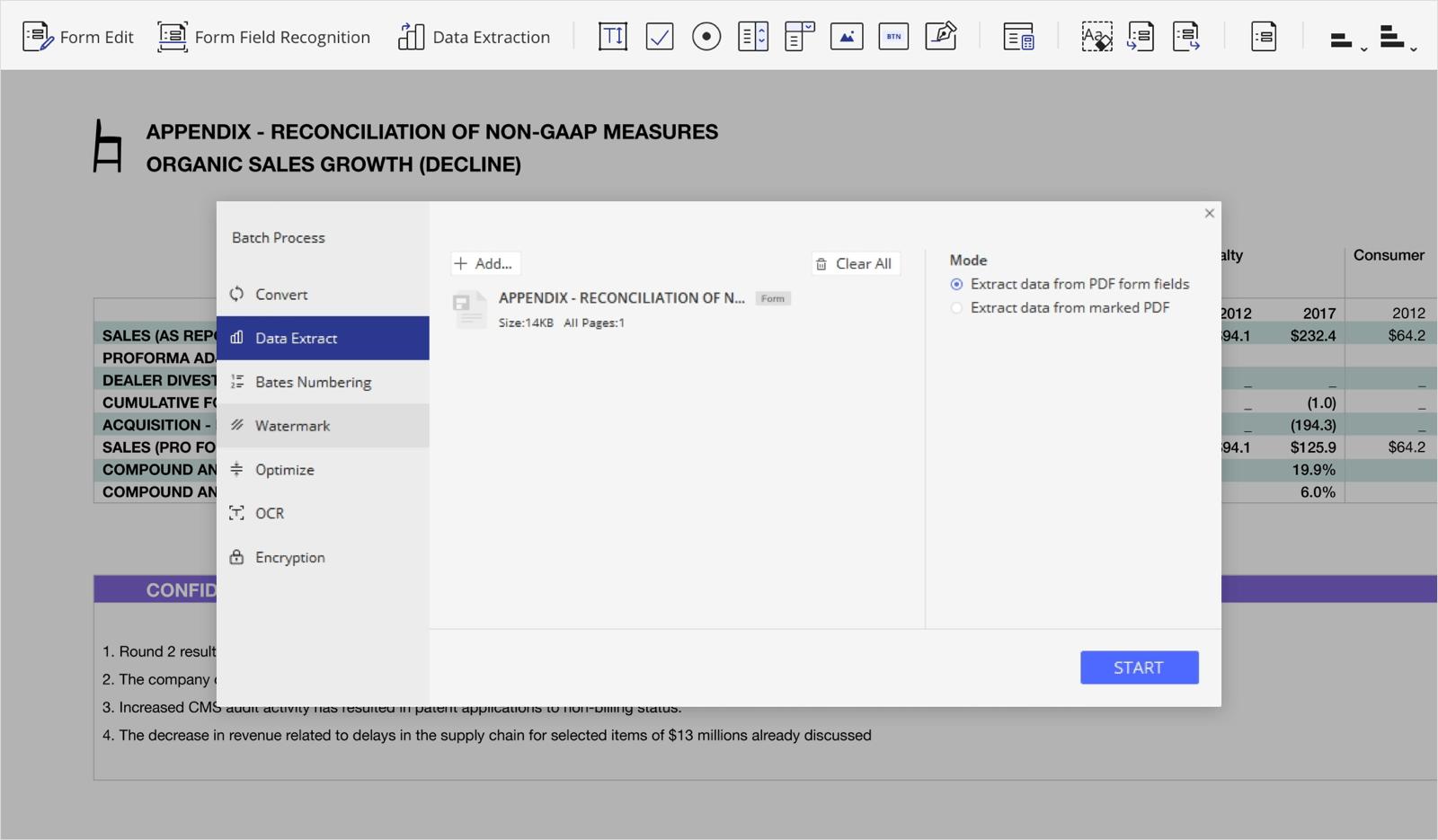 Adobe Acrobat DC vs PDFelement | G2