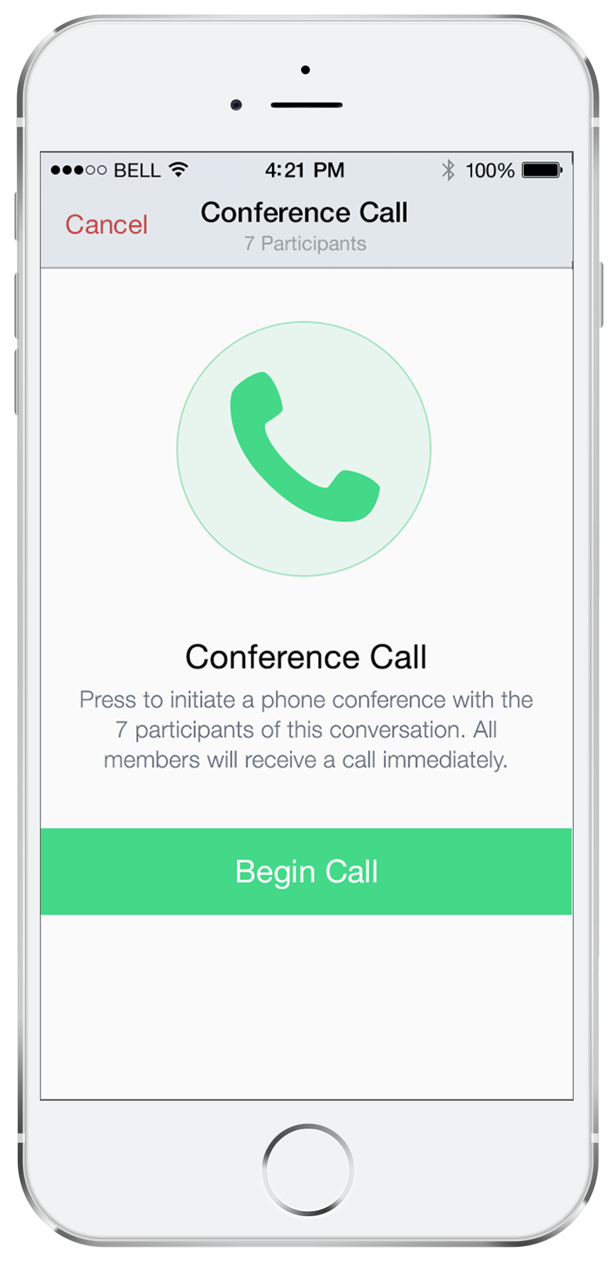 Lua Demo - Hassle-Free Conference Calling