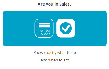 2Lead Demo - Are you in Sales?