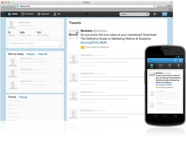 Twitter Ads Demo -