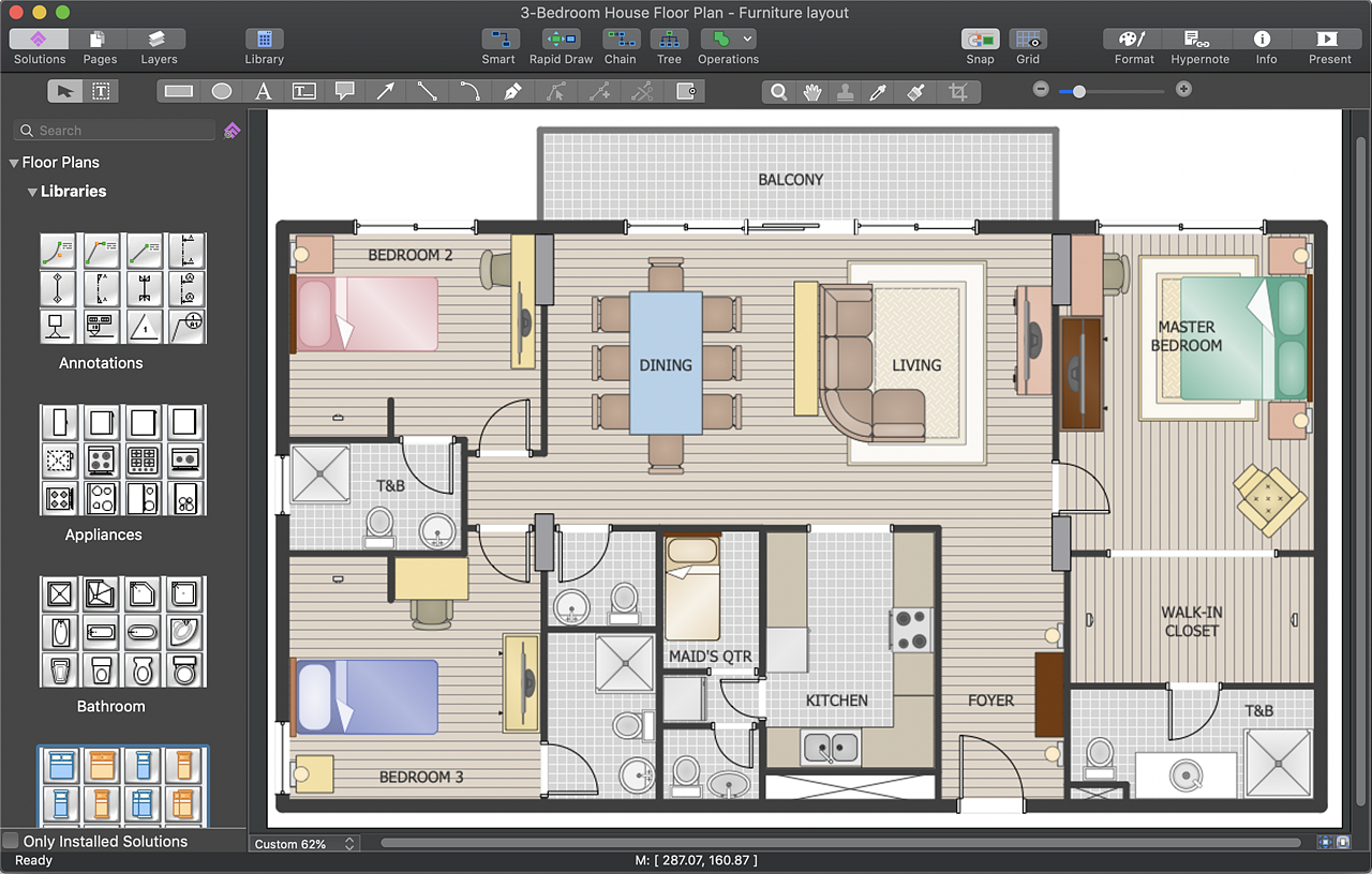 Conceptdraw Diagram Reviews 2020  Details  Pricing