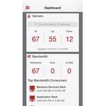 IBM Bluemix Infrastructure Mobile Apps Screenshot
