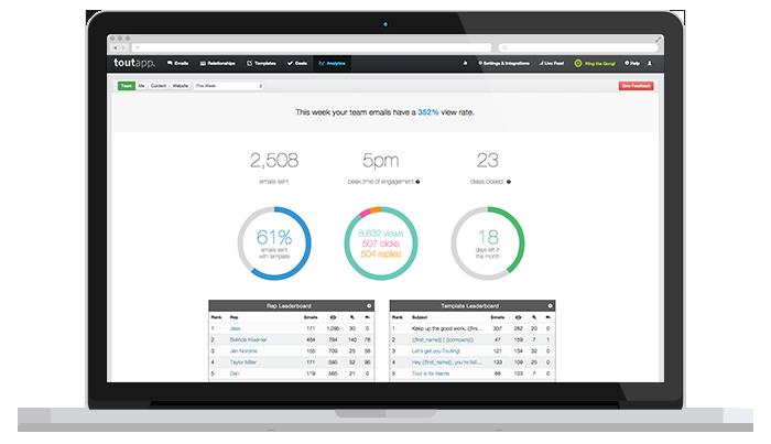 ToutApp Demo - Manage Smarter
