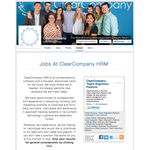 ClearCompany Demo - Social and mobile career sites