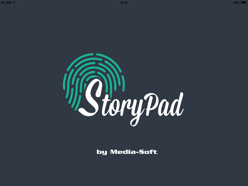 StoryPad Demo - StoryPad Splash