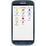Web+Center Demo - Tech+Mobile Interface