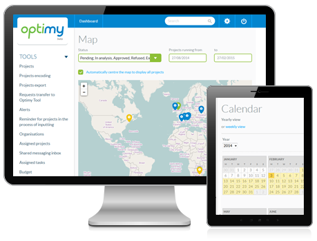 Optimy Grant & Community Investment Management Software Demo - Project overview