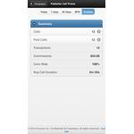 Invoca Mobile Apps Screenshot