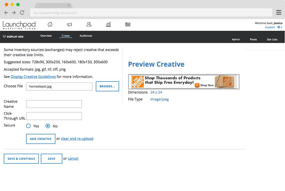 V12 Data Demo - Online Display Ads