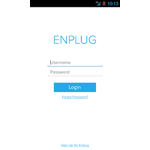 Enplug Mobile Apps Screenshot