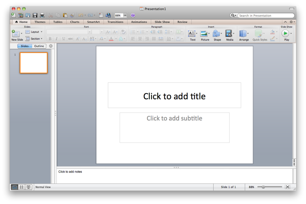 PowerPoint Demo - PowerPoint
