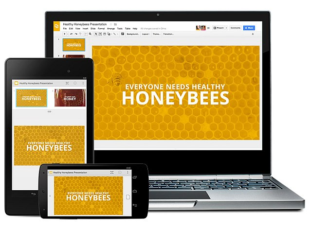 Google Slides Demo - Google Slides