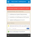 UseResponse Demo - Mobile UI