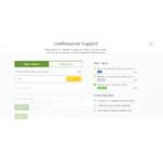 UseResponse Demo - External Widget