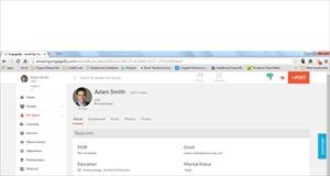 Engagedly Demo - Employee Profile
