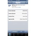 Appian Mobile Apps Screenshot