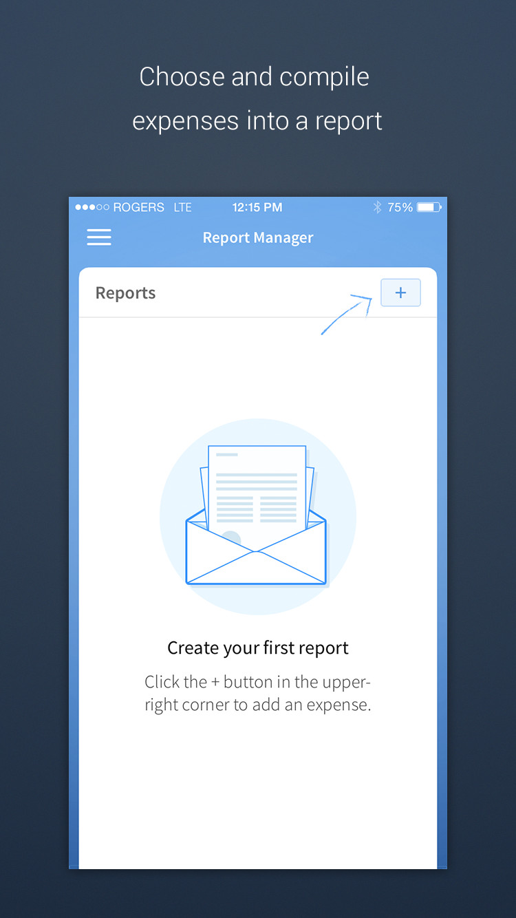 Trippeo Demo - Create expenses easily, and on the go.
