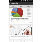 Jobvite Mobile Apps Screenshot