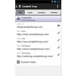 Nutshell Mobile Apps Screenshot