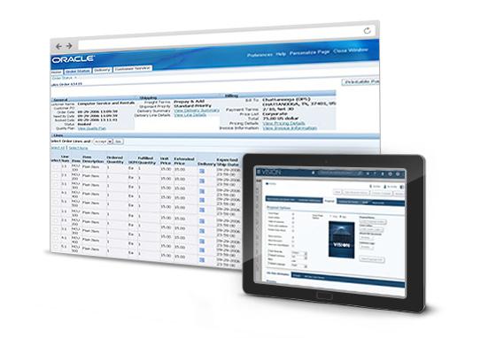 Oracle CPQ Cloud (BigMachines) Demo - Oracle CPQ Cloud Commercial Transaction Detail