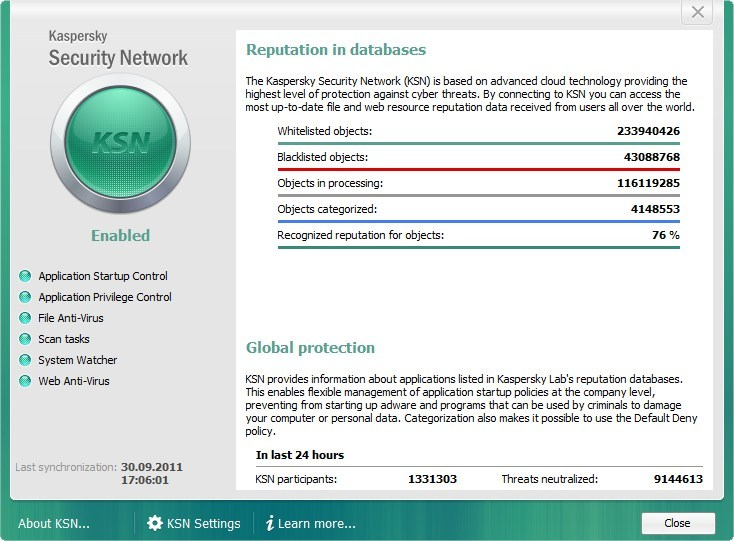 Kaspersky Endpoint Security Demo - Kaspersky