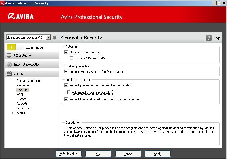 Avira Endpoint Security Demo - Avira