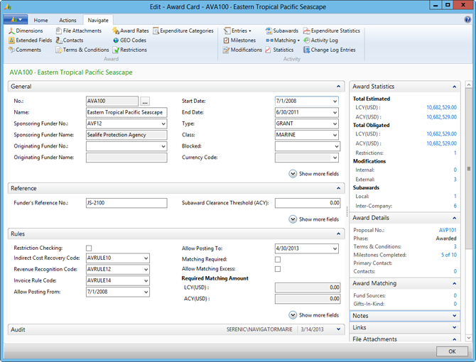 Serenic Navigator Demo - Serenic Navigator_Screenshot3