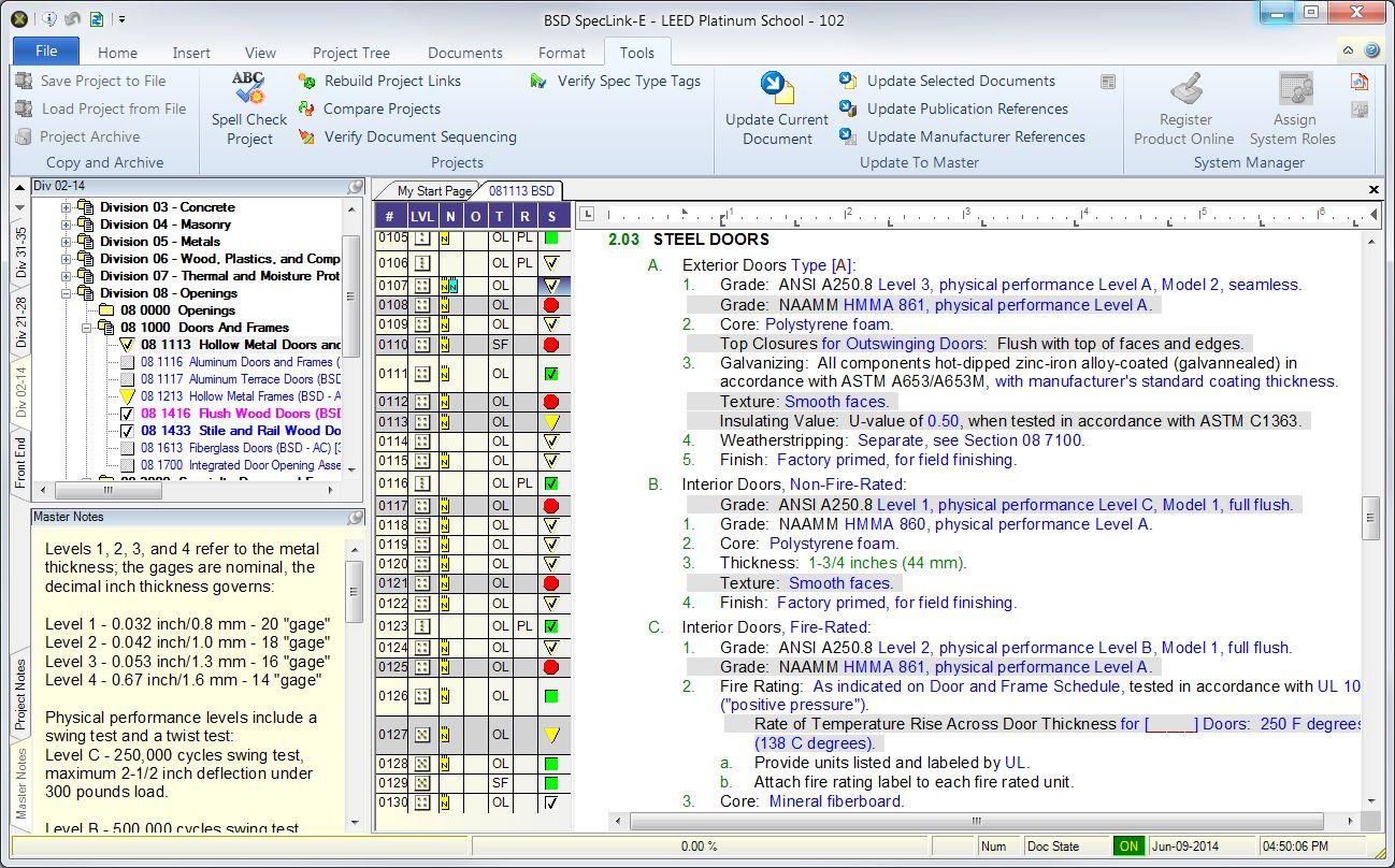 SpeckLink-E Demo - SpecLink_screenshot3
