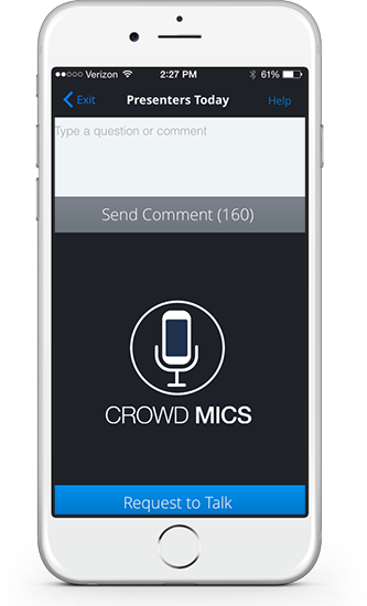 Crowd Mics Demo - Crowd Mics_screenshot1
