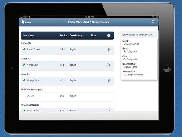 MatrixCare Senior Living Demo - MatrixCare_screenshot2