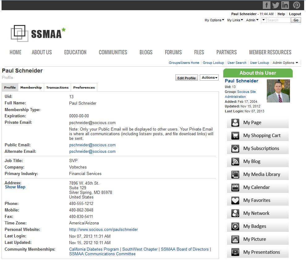 Socious Demo - Socious_screenshot3