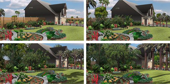 Punch home landscape design g2 crowd for Garden design 3d mac