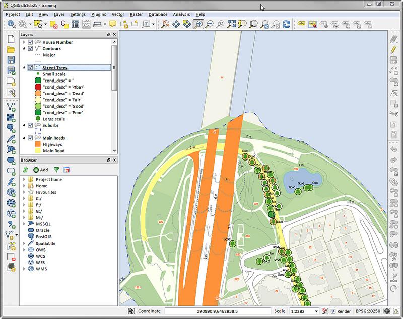 QGIS Demo - QGIS+screenshot.jpg