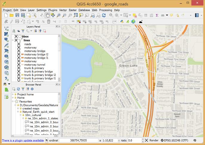 QGIS Demo - QGIS-screenshot.png