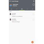 SharpSpring Mobile Apps Screenshot