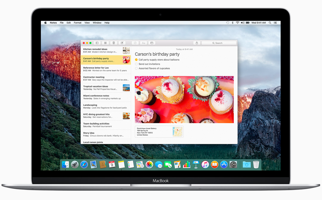 Apple os x el capitan g2 crowd apple os x el capitan demo appleosxelcapitanscreen ccuart Gallery